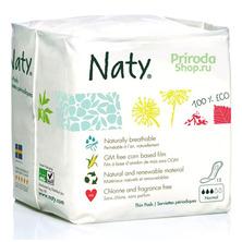 Прокладки Naty Normal, 15 шт