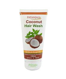 Шампунь для сухих волос на основе кокосовой стружки, Coconat Hair Wash Патанджали, 150 мл (срок до 03/18)