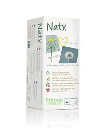 Ежедневные прокладки Naty Normal, 32 шт
