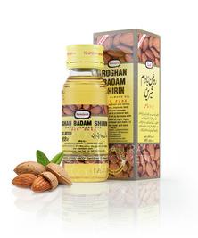 Высококачественное миндальное масло Roghan Badam Shirin, 100 мл (срок до 01/18)