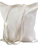 Экосумка, бязь отбеленная, 30х45 см