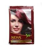 Хна для волос Neha бургунди, 15 г