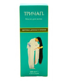 Масло для длинных, здоровых и прочных волос Тричуп, Hair Oil Heathy, Long&Strong TRICHUP Vasu, 100 мл
