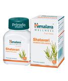 Шатавари (Омолаживающее растение для женщин), Shatavari Himalaya, 60 таб.