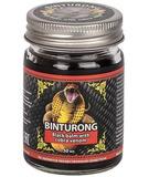 Черный бальзам с Ядом Кобры Binturong, 50 г