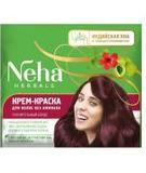 Крем-краска для волос без аммиака Neha Пленительный бордо, 30 мл