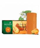Мыло-скраб апельсиновое для тела, Bio ORANGE Peel Body Soap Biotique, 150 г