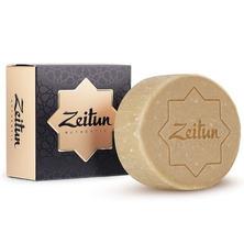 Алеппское мыло премиум Серное для проблемной кожи Zeitun, 125 г