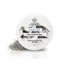 Белая вулканическая глина для лица и тела Asian Touch, 30 г