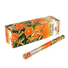 Аромапалочки HEM Vanilla-Orange, Ваниль-Апельсин, 4 г