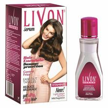 Сыворотка для волос, Livon Silky Serum, 20 мл