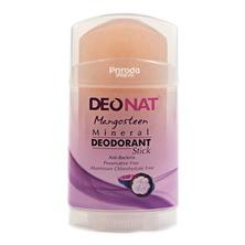 Минеральный дезодорант стик ДеоНат с экстрактом мангостина, 100 г