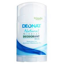 Минеральный дезодорант стик ДеоНат, без добавок, 100 г
