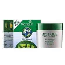 Гель для кожи вокруг глаз, Bio Seaweed Biotique с экстрактом морских водорослей, 15 г