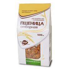 Пшеница для проращивания Образ жизни, 500 г