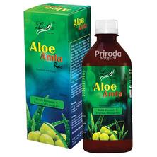 Аюрведический сок Амлы и Алоэ Lalas, 500 мл