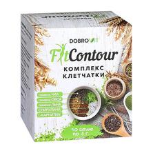 Комплекс растворимой клетчатки для контроля аппетита FitContour Dobrovit, 50 г