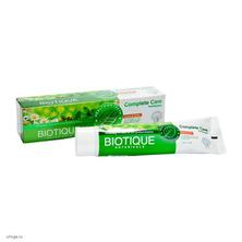 Зубная паста с гвоздикой и базиликом, Bio Clove&Tulsi Biotique, 140 г