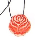Аромакулон Роза оранжевая MI&KO, 1 шт