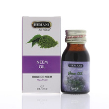 Масло Нима Хемани, Neem Oil Hemani, 30 мл