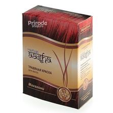 Травяная краска для волос Махагони, 60 г