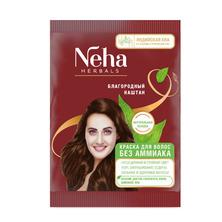 Хна для волос Neha Благородный каштан, 20 г