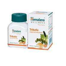 Трикату (Для пищеварения), Trikatu Himalaya, 60 таб