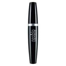 Объемная тушь для ресниц, Тон 01 черный NeoBio, 10 мл