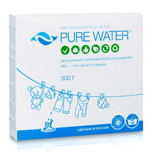 Стиральный порошок концентрат Pure Water, 300 г