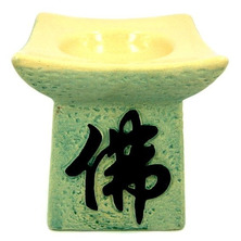 Аромалампа Иероглиф керамика №837 Indibird, 10,5 см