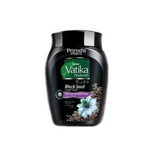 Маска для волос Восстанавливающая, Cream-Black Seed Dabur Vatika, 500 г