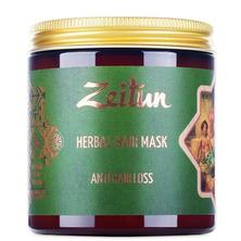 Фито-маска против выпадения волос с грязью Мертвого моря и амлой Zeitun, 250 мл