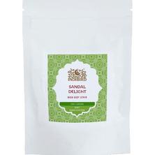 Порошок для мытья тела Сандаловое Наслаждение, Sandal Delight Powder Indibird, 50 г