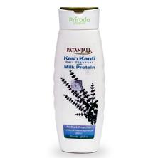 Шампунь для поврежденных и окрашенных волос Kesh Kanti Milk Protein Патанджали, 200 мл