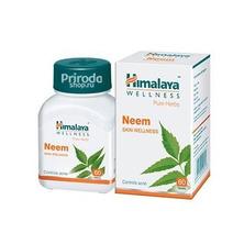 Ним (Очищение организма и кожи), Wellness Neem Himalaya, 60 таб.