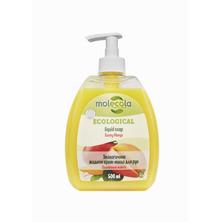 Жидкое мыло экологичное для рук Манго Molecola, 500 мл