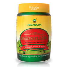 Пищевая добавка Chyawanprash NAGARJUNA (Чаванпраш НАГАРДЖУНА), 1000 г