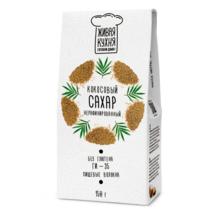 Сахар кокосовый Живая Кухня Компас Здоровья, 150 г