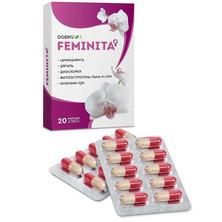 Комплекс в период менопаузы Feminita Dobrovit, 20 капс