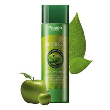 Освежающий шампунь с зелёным яблоком Bio Green Apple Biotique, 190 мл