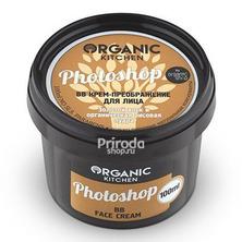 BB Крем-преображение для лица Photoshop Organic Kitchen, 100 мл