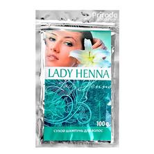Сухой шампунь для волос Леди Хенна, 100 г