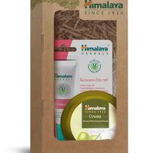 Набор № 10 (Крем питательный Олива и Бальзам для губ) Himalaya Herbals