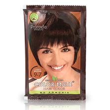 Травяная краска для волос на основе хны COLOR MATE, тон 9.7, 15 г
