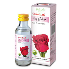 Натуральная розовая вода Arq Gulab,100 мл