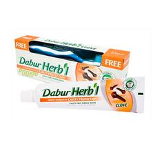 Зубная паста Dabur Herbl Clove (с щеткой), 150 г