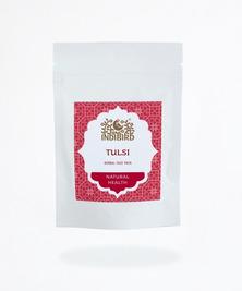 Тулси листья порошок, Tulsi Leaves Powder Indibird, 50 г
