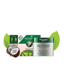 Крем для лица с кокосом для всех типов кожи, Bio Coconut WHITENING Biotique, 50 г