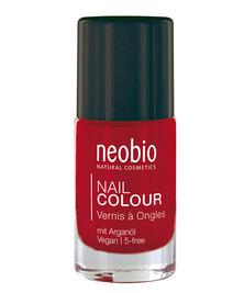 Лак для ногтей №05, Лесная земляника NeoBio, 8 мл