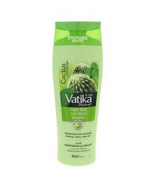 Шампунь для волос Контроль выпадения волос, Hair Fall Control Dabur Vatika, 200 мл